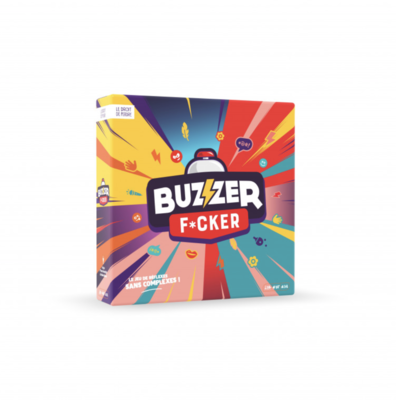 le jeu Buzzer F*CKER
