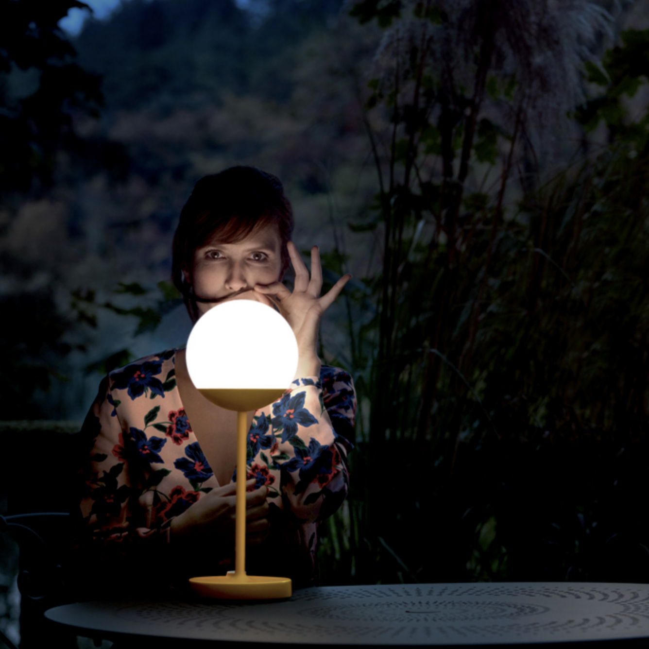Lampe Mooon Fermob H41 ♥️