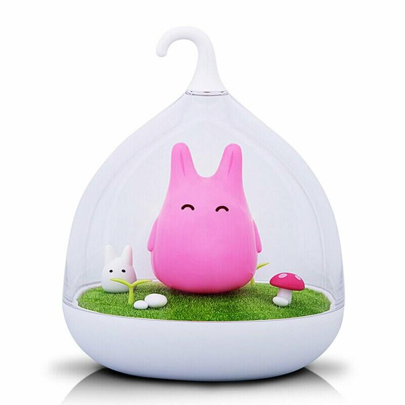 La plus jolie des veilleuses tactile - lapin