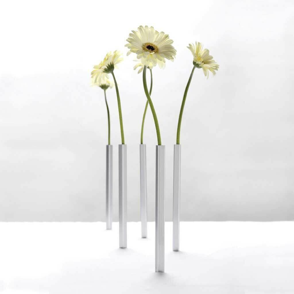 Le vase qui tient tout seul