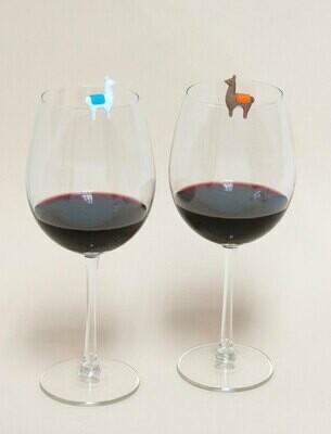Le lama dit que c'est mon verre