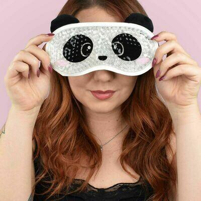 Le masque panda qui repose les yeux