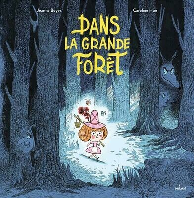 Livre - Dans la grande forêt - ❤️