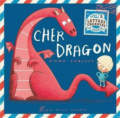 Livre enfant - Cher Dragon ♥️