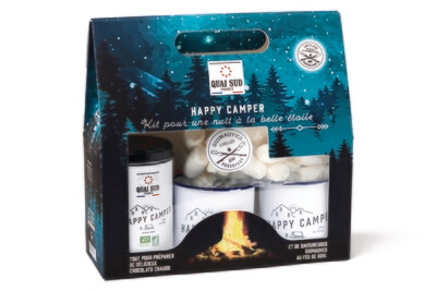 Coffret Happy Camper