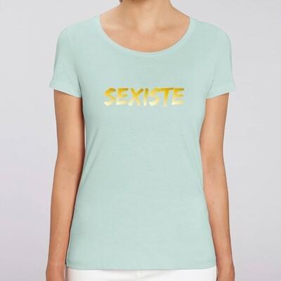 T-Shirt Femme sexiste