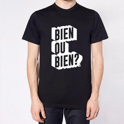 T-Shirt homme Bien ou Bien ?