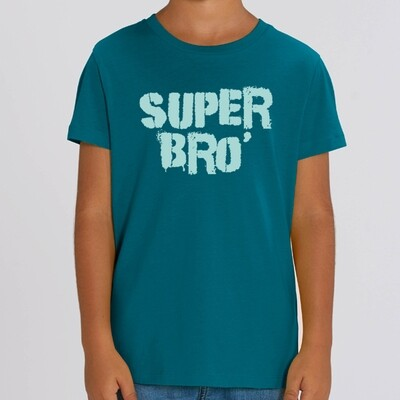 T-Shirt enfant super bro