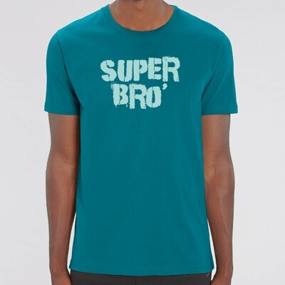 T-Shirt homme super bro'