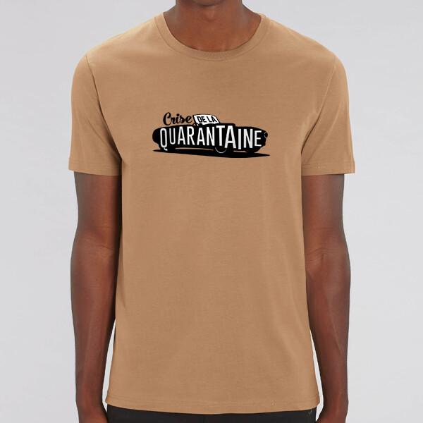 T-Shirt Particules Homme - Crise de la quarantaine