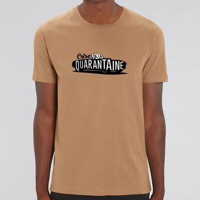T-Shirt homme Crise de la quarantaine
