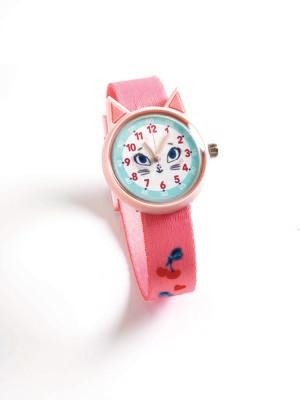 La montre chat