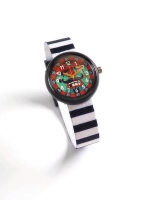 La montre du pirate!