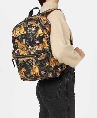 Promo - Sac à dos Black Lazy Jungle