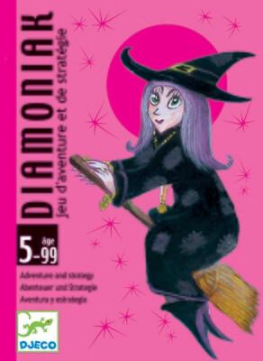 Jeu - Diamoniak! Attention voilà la sorcière! ❤️