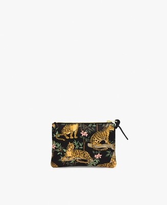 La PETITE pochette Black Lazy Jungle