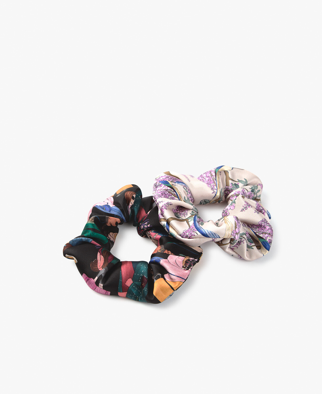 Pack Girls & Glycine Scrunchies