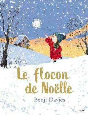 PROMO - Livre enfant - Le Flocon de Noelle