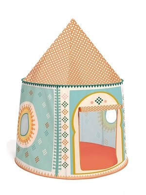 Une cabane orientale