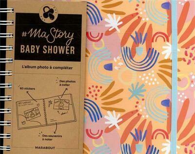Album Photo a compléter #Ma Story - Baby Shower