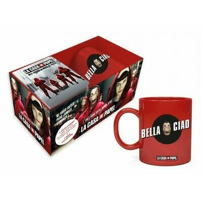 Le mug officiel de La Casa de Papel - Bella Ciao