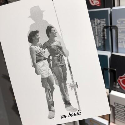 12 cartes postales Particules - Lausanne Vidy