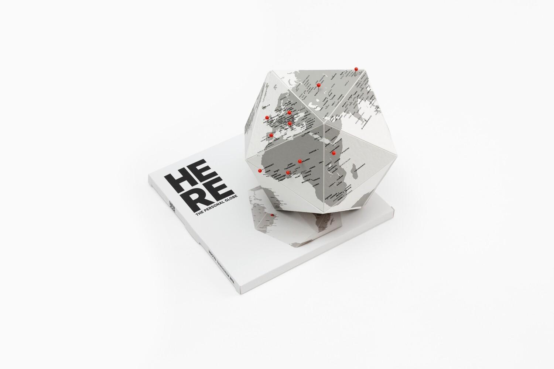 Here - le globe personnel - villes