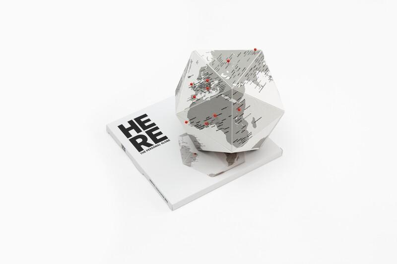 PROMO - Here - le globe personnel - villes