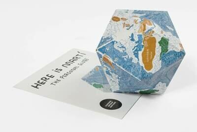 PROMO - Here - le globe personnel - par Marti Guixé