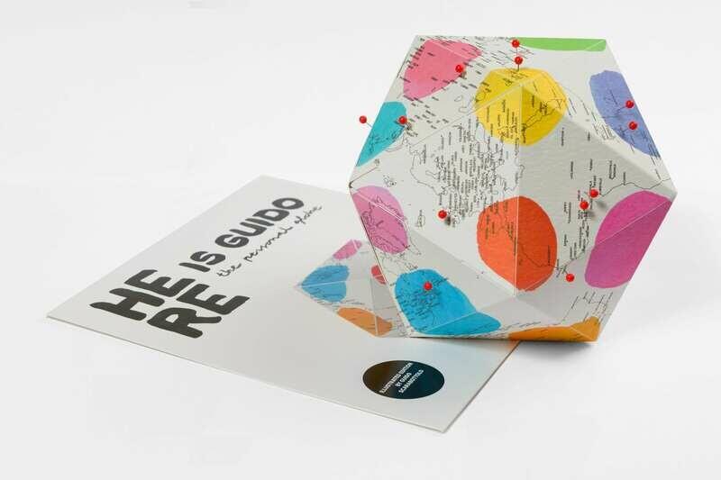 PROMO - Here - le globe personnel - par Guido Scarabottolo