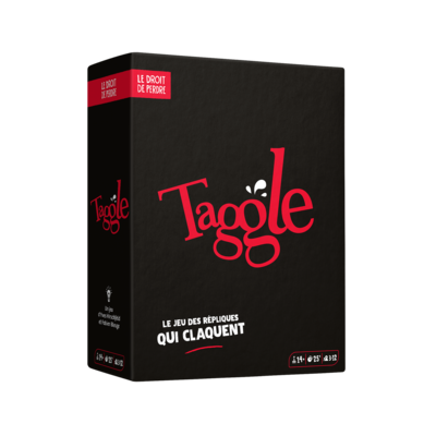 Le fameux jeu Taggle