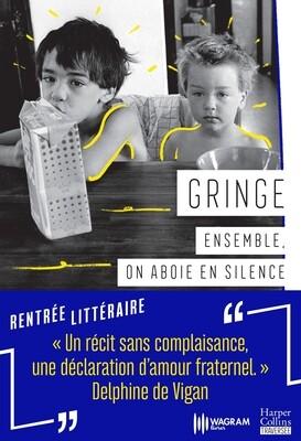 Livre témoignage du rappeur Gringe - Ensemble, on aboie en silence