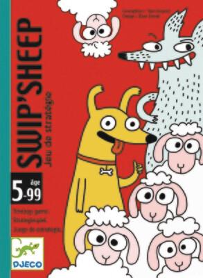 Swip'Sheep: le jeu de cartes
