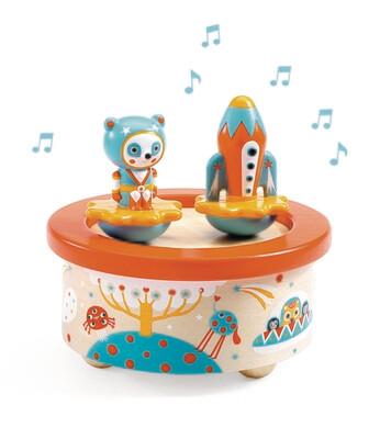 Boîte à musique Space Melody