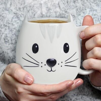 Le mug chat 400ml