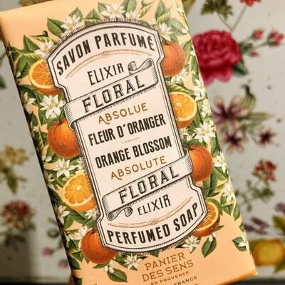 Savon fleur d'oranger