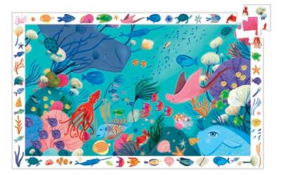 PROMO - Puzzle pour enfants Aquatique 52 pces
