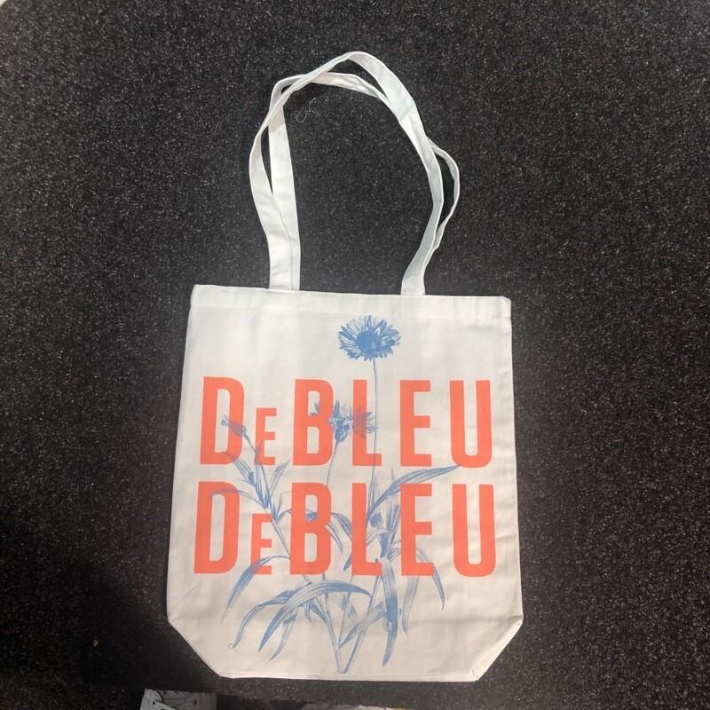 Tote bag CullyCully De Bleu De Bleu