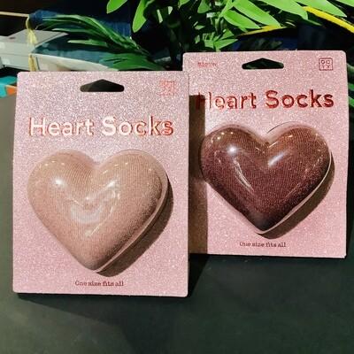 Chaussettes cœur