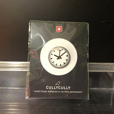 Pin's clock