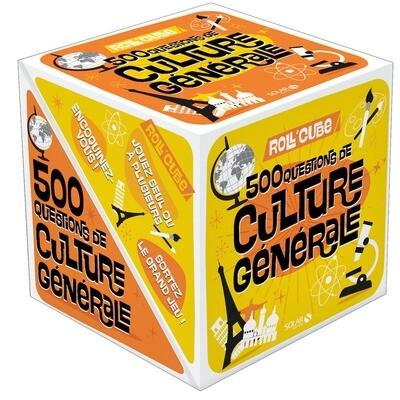 Jeu 500 question culture générale
