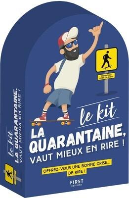 Kit la Quarantaine, Mieux Vaut en Rire !