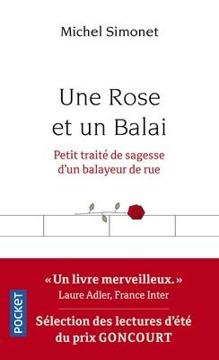 Livre témoignage d'un cantonnier à Fribourg - Une rose et un balai ❤️