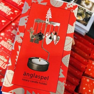 Déco Noël - Bougeoir Petits Anges