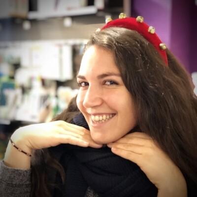 Le serre-tête de Noël à grelots (sisi !) ❤️