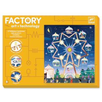 PROMO - Factory: Là-haut