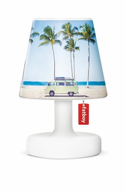 Abat-jour pour lampe Fatboy Edison The Petit - collection plage