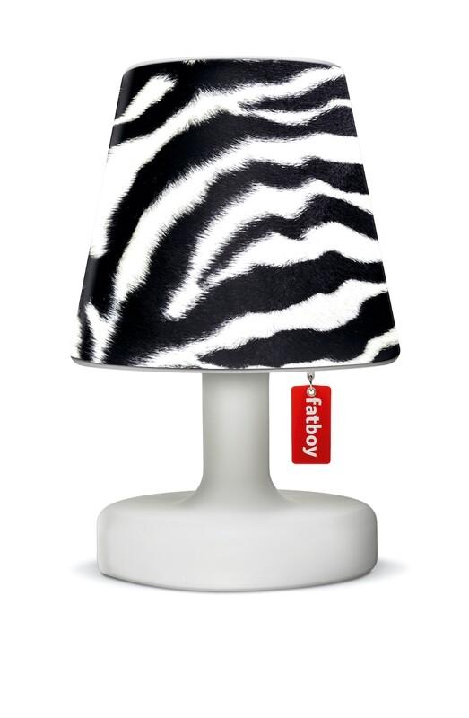 Abat-jour pour lampe Fatboy Edison The Petit - collection -noir blanc