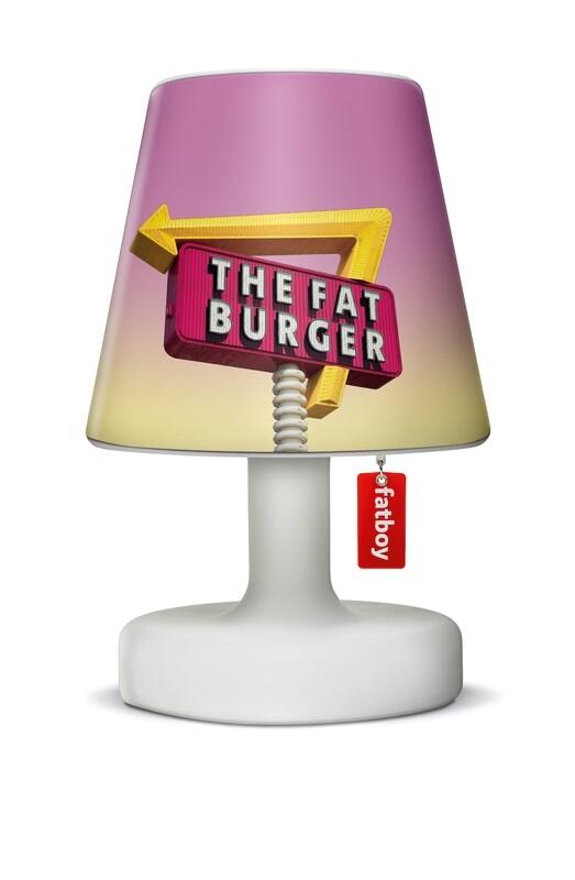 Abat-jour pour lampe Fatboy Edison The Petit Fat Burger