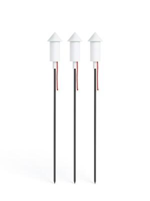 Lampes 3 fusées solaires - la Racket de Fatboy ♥️